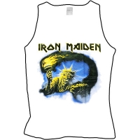 Майка Iron Maiden - Somewhere Back In Time