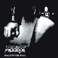 Нашивка Accept - Balls To The Wall
