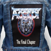 Нашивка на спину Accept - The Final Chapter
