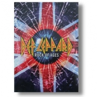 Тур-бук Def Leppard - Rock Of Ages