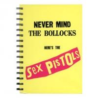 Общая тетрадь Sex Pistols - Nevermind