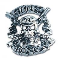 Металлический значок Guns'N'Roses - Flag