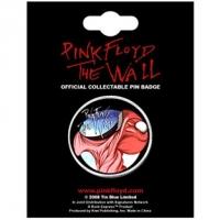 Металлический значок Pink Floyd - Eaten