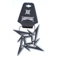 Пряжка Metallica - Ninja Star