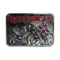 Пряжка Iron Maiden - Trooper