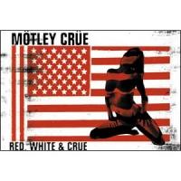 Магнит Motley Crue - Flag