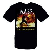 Футболка WASP - The Last Command