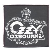 Нашивка Ozzy Osbourne - Crest Logo