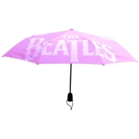Зонтик Beatles - Logo (Pink)