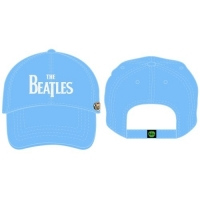 Бейсболка Beatles - Logo (Light Blue)