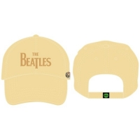 Бейсболка Beatles - Logo (Cream)