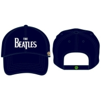 Бейсболка Beatles - Logo (Navy)