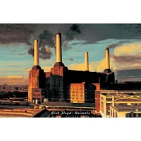 Магнит Pink Floyd - Animals Factory