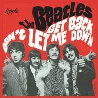 Магнит Beatles - Don't Let Me Down