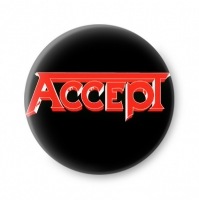 Значок Accept - Red Logo