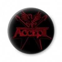 Значок Accept - Guitars