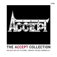 Бокс-сет Accept - The Accept Collection [2010]