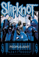Флаг Slipknot - People=Shit