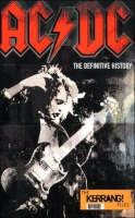 Книга AC/DC - The Definitive History [2002]