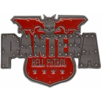 Пряжка Pantera - Hell Patrol