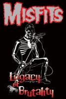 Рулонный плакат Misfits - Legacy Of Brutality [61х92 cv/]