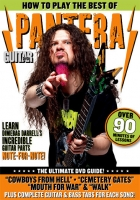 DVD Pantera - How To Play, The Best Of Pantera