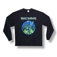 Футболка Iron Maiden - Somewhere 08 Tour (Longsleeve)